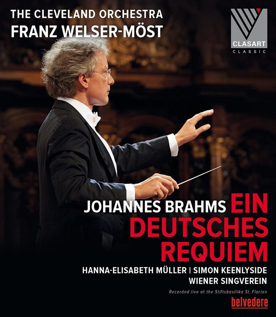 Cover of EIN DEUTSCHES REQUIEM
