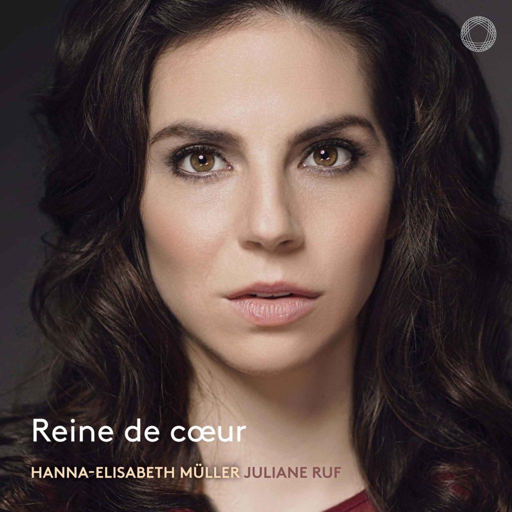CD Cover | Reine de coeur | Hanna-Elisabeth Müller